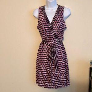 Kenneth Cole Wrap Dress